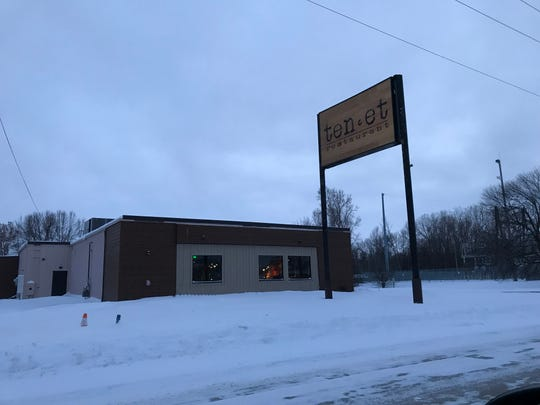Tenet Restaurant, 2475 W. Mason St., sources most of its ingredients from more than three dozen farms in northeastern Wisconsin.