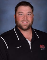 North Greenville baseball coach Landon Powell guided the Crusaders to 46 wins in 2018.