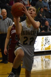 Cascade senior Georgia Mortag had a career-high 39 points against Dutton-Brady two weeks ago.