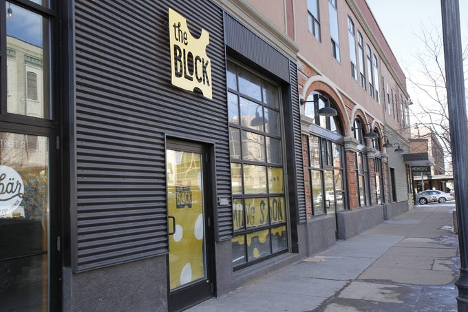 The Block Bar & Grill is to open at 4 5th Street S., in the old Cory Block Bakery.