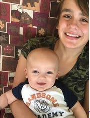 Police in Minnesota believe 17 year old, Morgan Styke and her 9-month-old son Bobby Spence may be in Mississippi.
