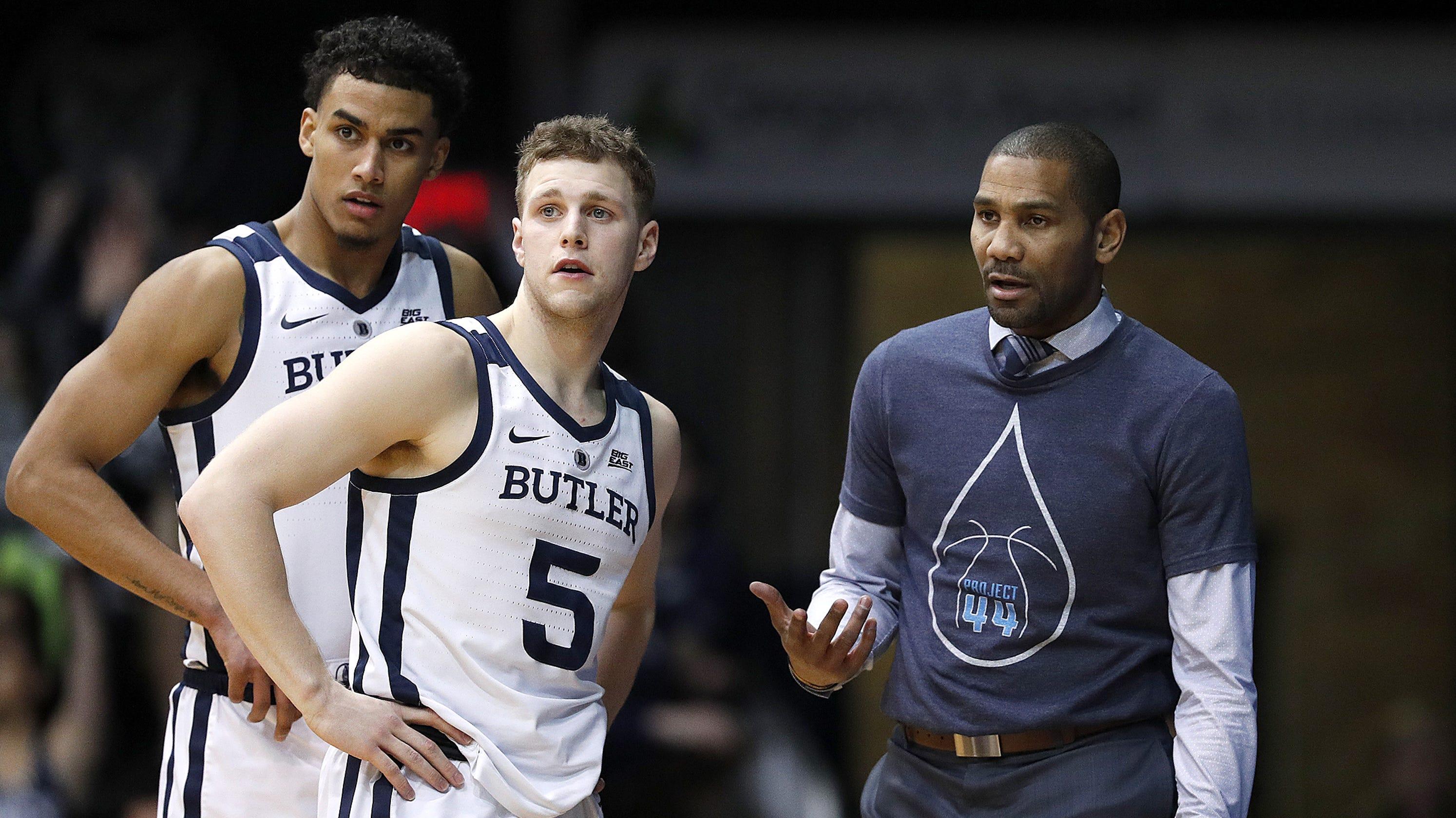 9ba69eab60d Butler basketball is unraveling as coach LaVall Jordan blames himself