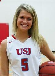 Emily Jones, USJ