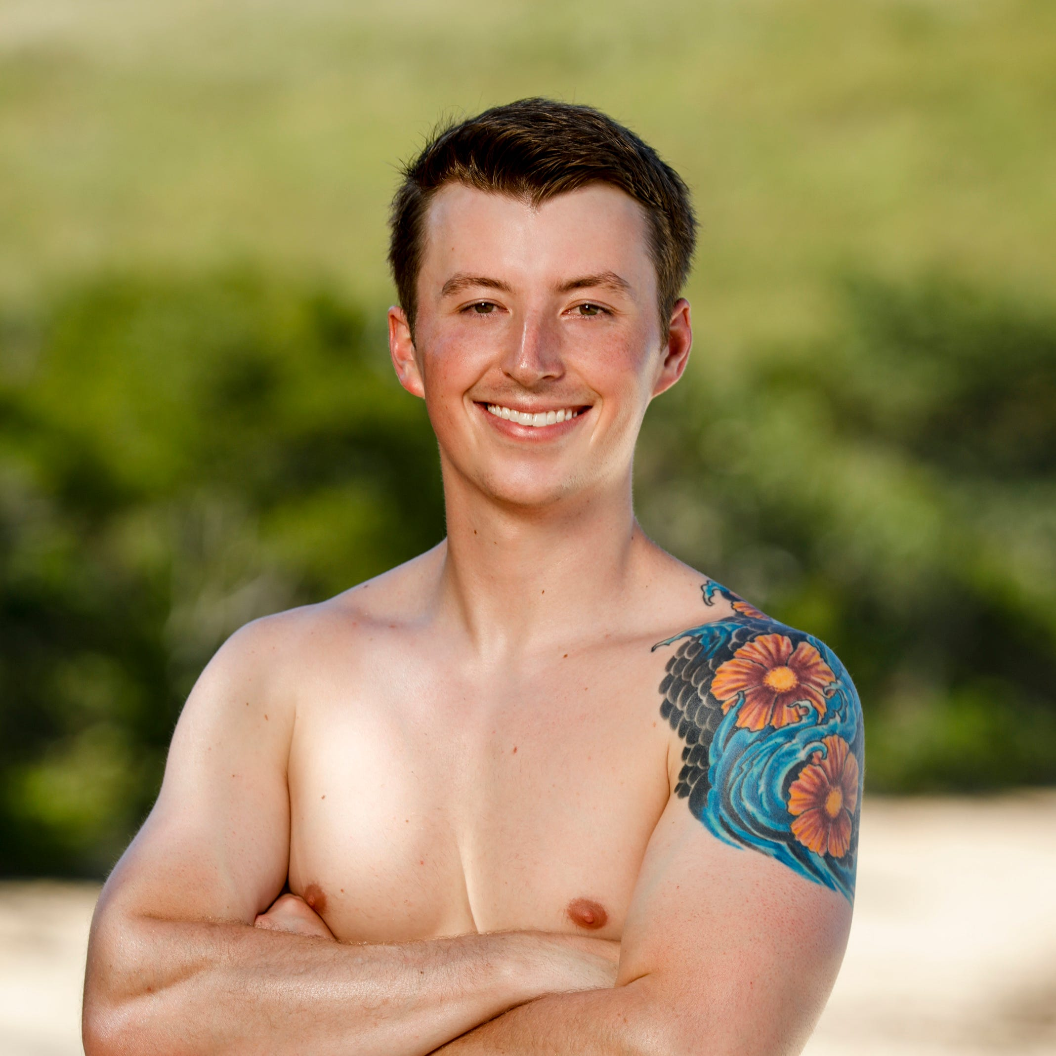 'Survivor: Edge of Extinction': East Tennessee's Gavin Whitson to compete on CBS show