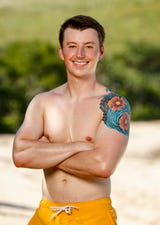 "Gavin Whitson of Erwin, Tenn., will compete on ""Survivor: Edge of Extinction."" It will premiere at 8 p.m. Feb. 20 on CBS."