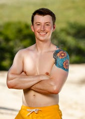 "Gavin Whitson will compete on ""Survivor: Edge of Extinction."""