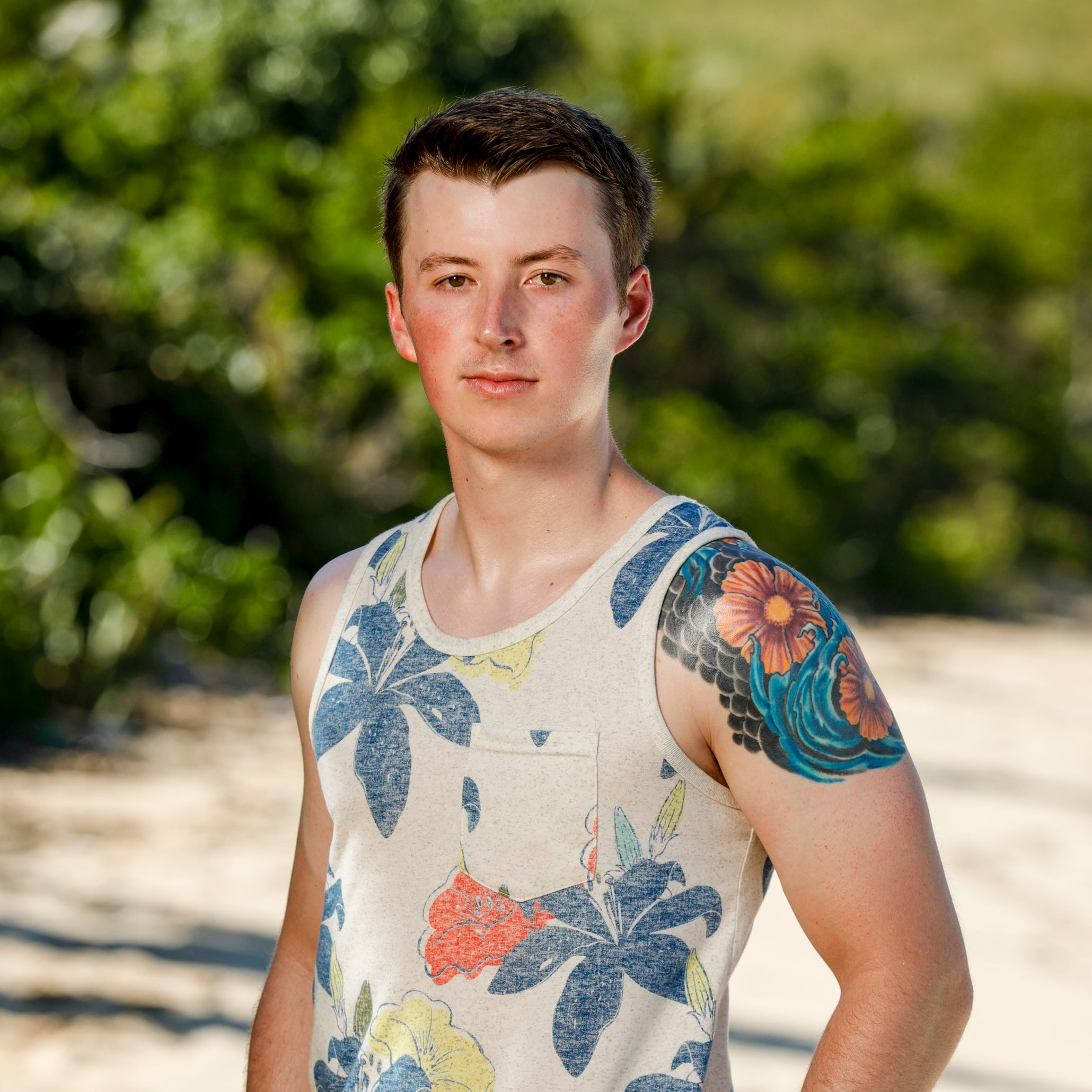 Why East Tennessee's Gavin Whitson changed his wedding plans to compete on 'Survivor'