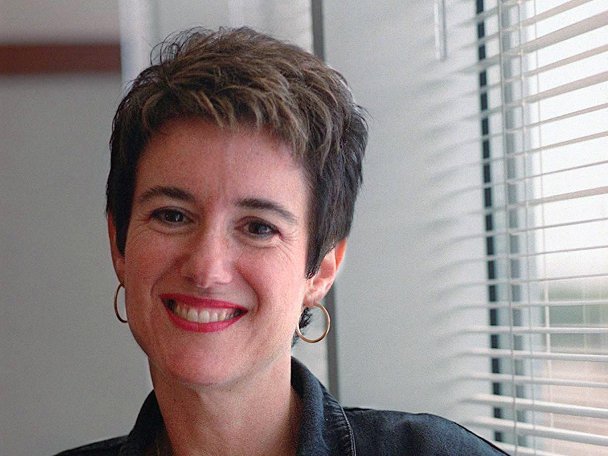 Susan Packard, president of Scripps Networks News Ventures, pictured June 26, 2000.