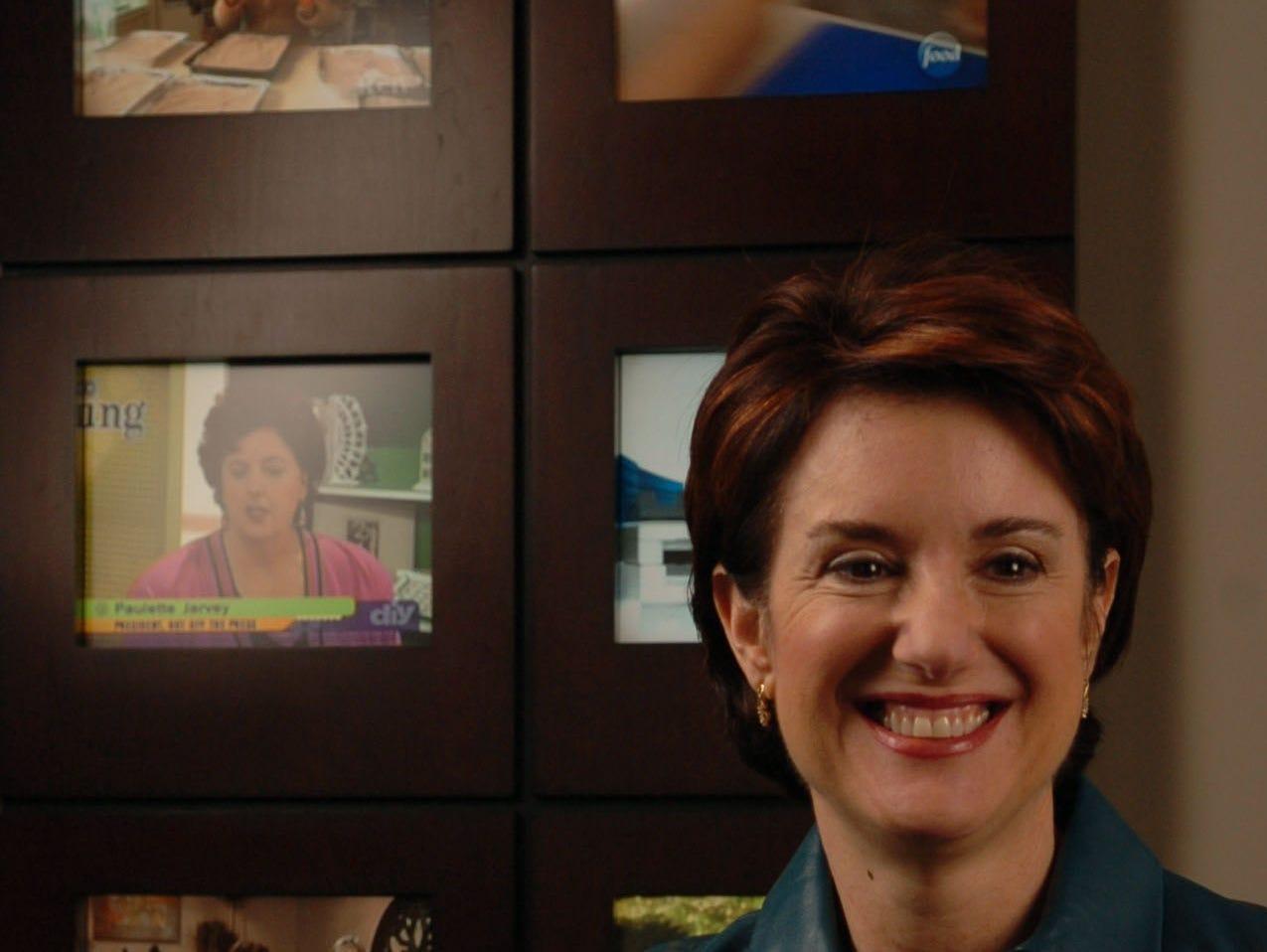 Susan Packard, President Affilate Sales, International Development, Scripps Networks. 2006