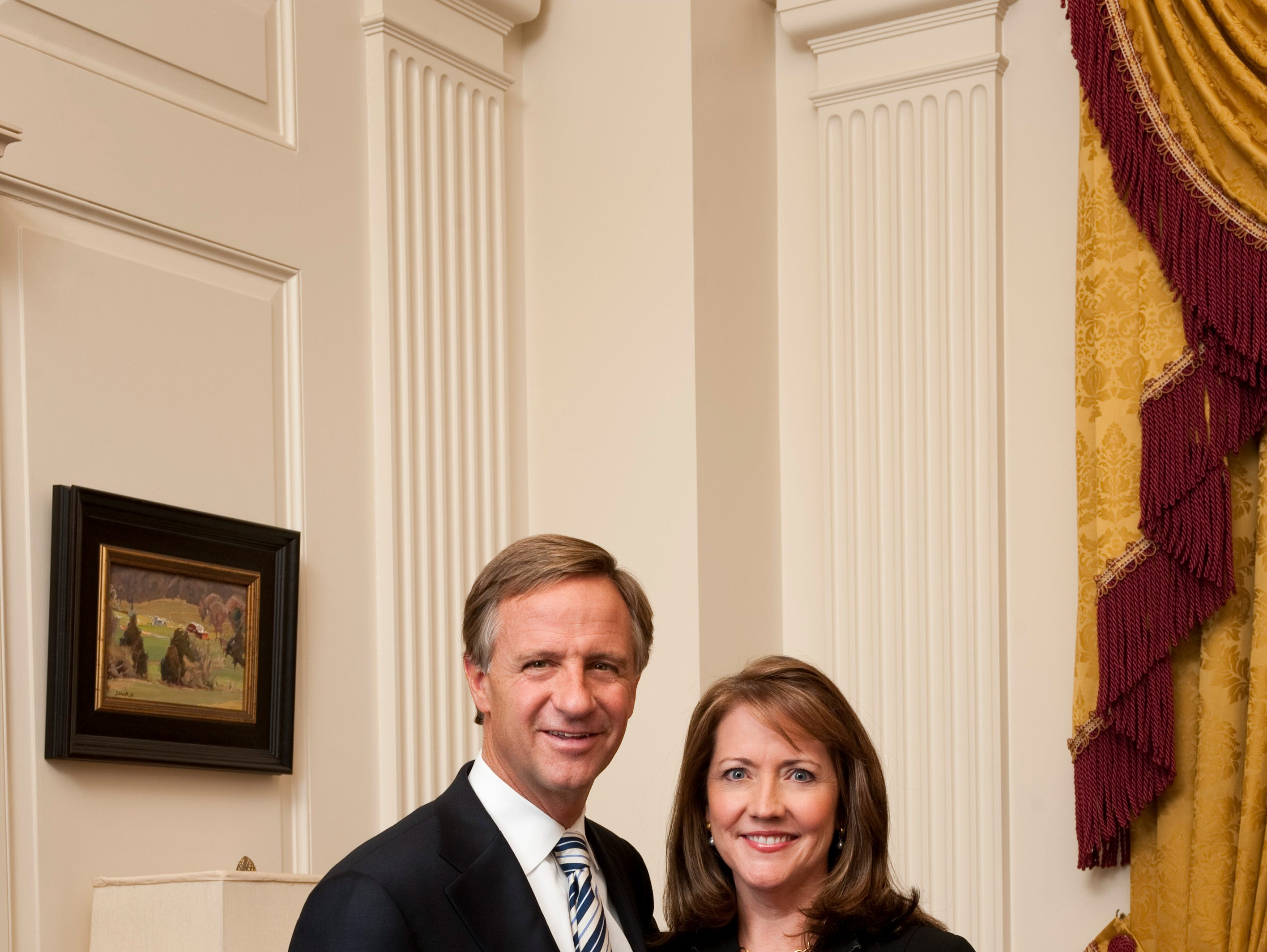 The East Tennessee Business Hall of Fame recently announced the 2019 Laureate honorees for the 30th Anniversary Award Dinner to be held on April 4, 2018 at the Downtown Knoxville Convention Center: Bill Haslam and Crissy Haslam.