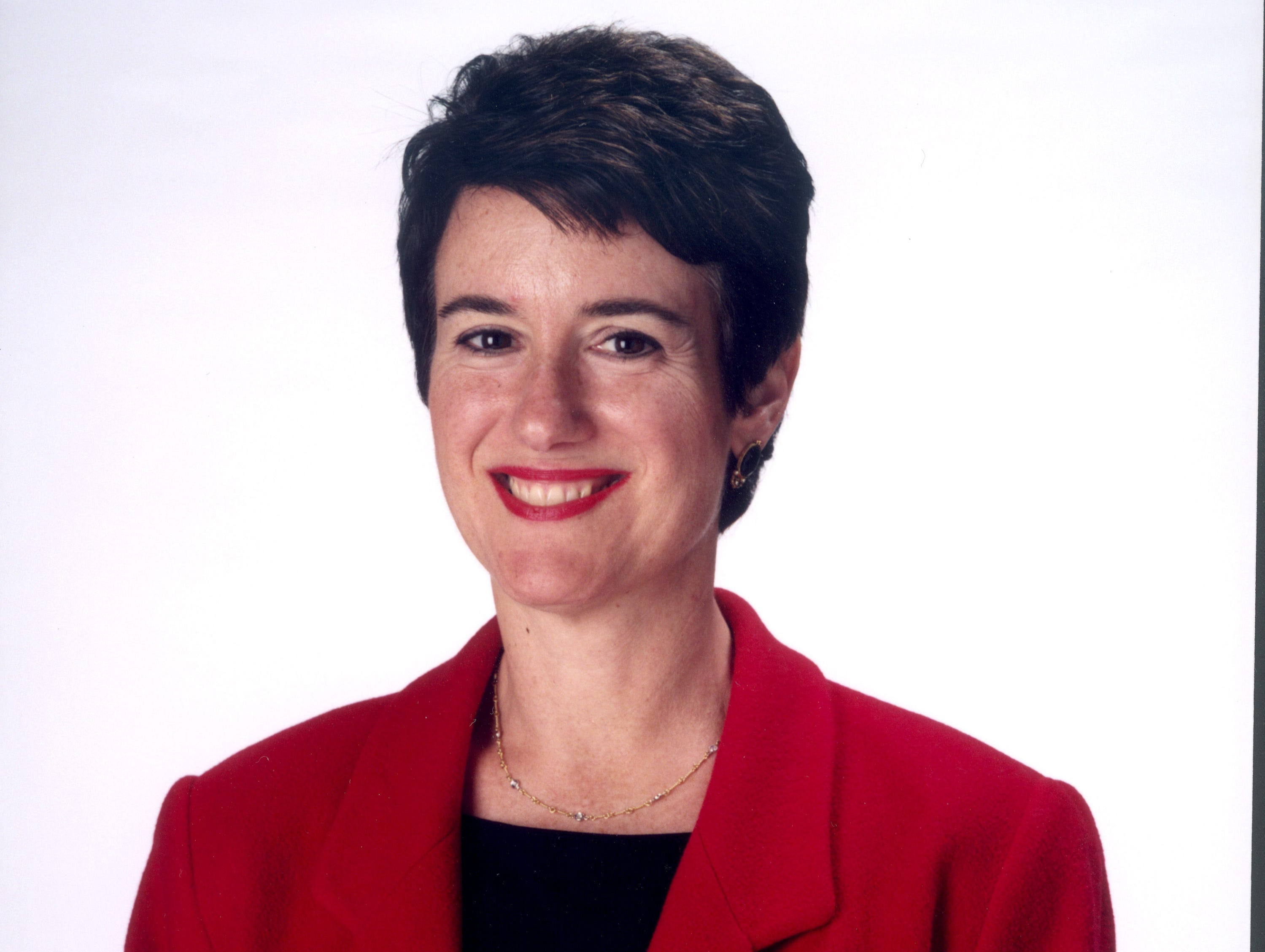 Susan Packard in 2001