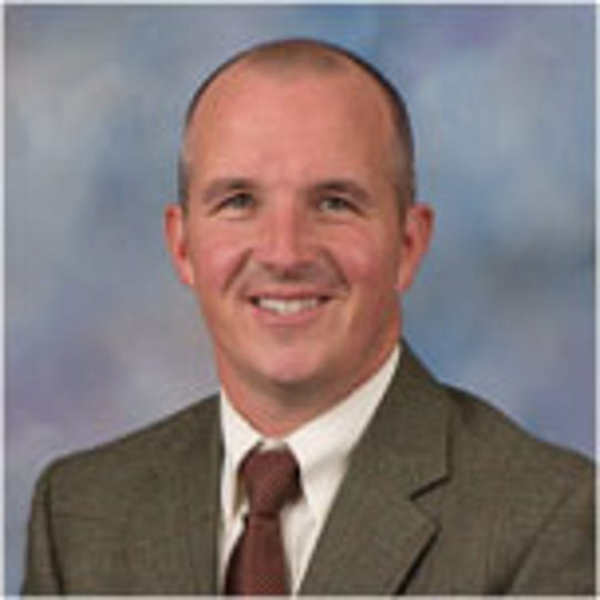 Jeff Plunk is the new head of school at Ascension Episcopal.