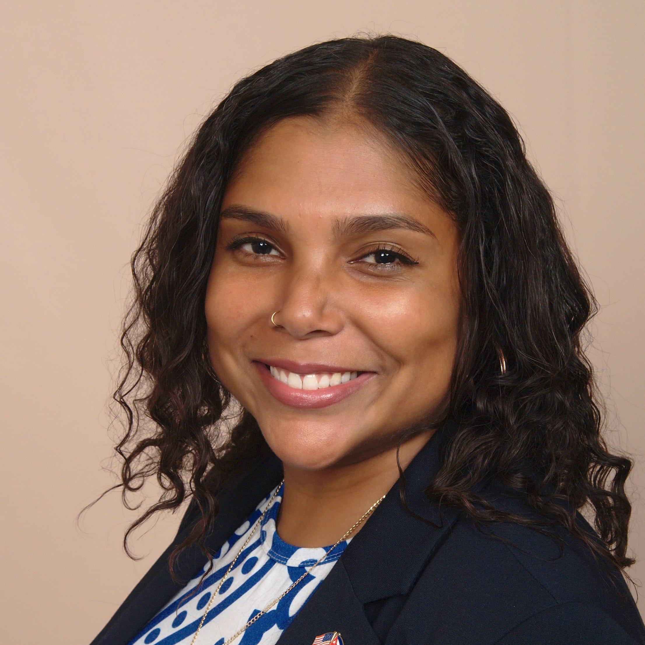 Jessica Dueñas, is a founding teacher at the W.E.B. DuBois Academy and the 2019 Kentucky State Teacher of the Year.