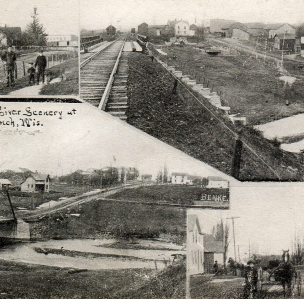Manitowoc County history: Branch was a bustling village more than 100 years ago
