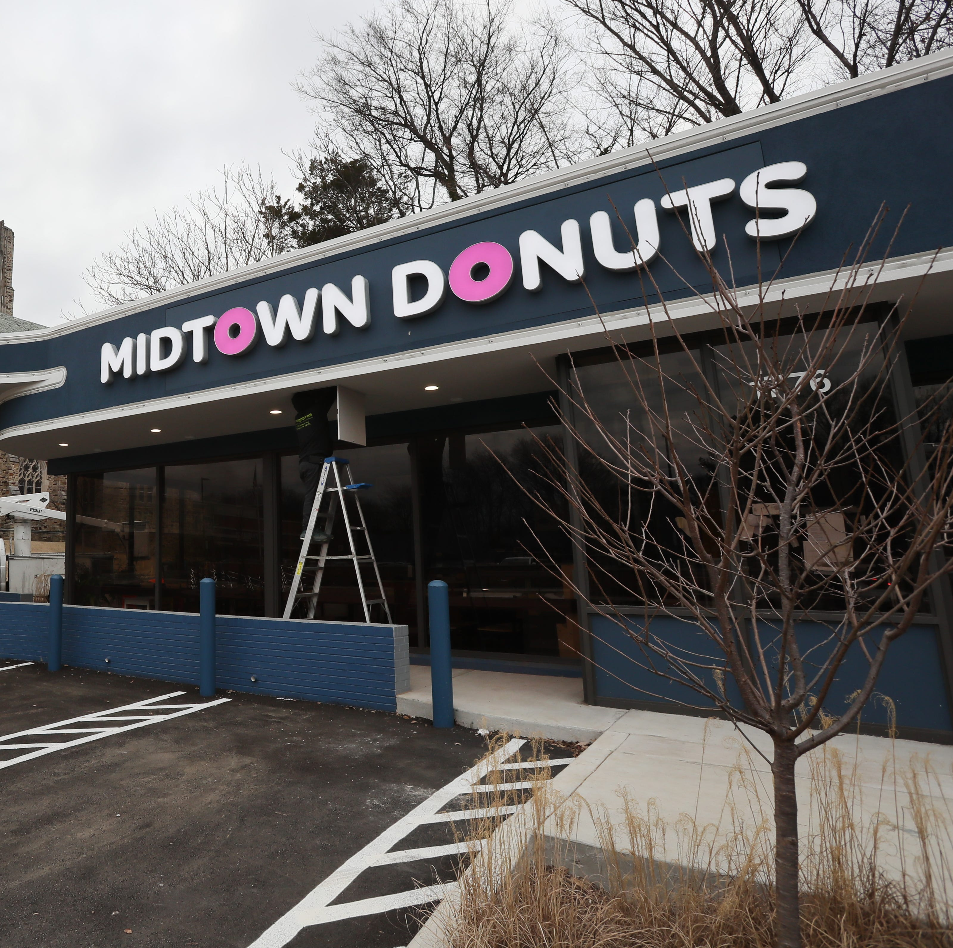 Long-awaited Midtown Donuts opens on Union Avenue on Saturday