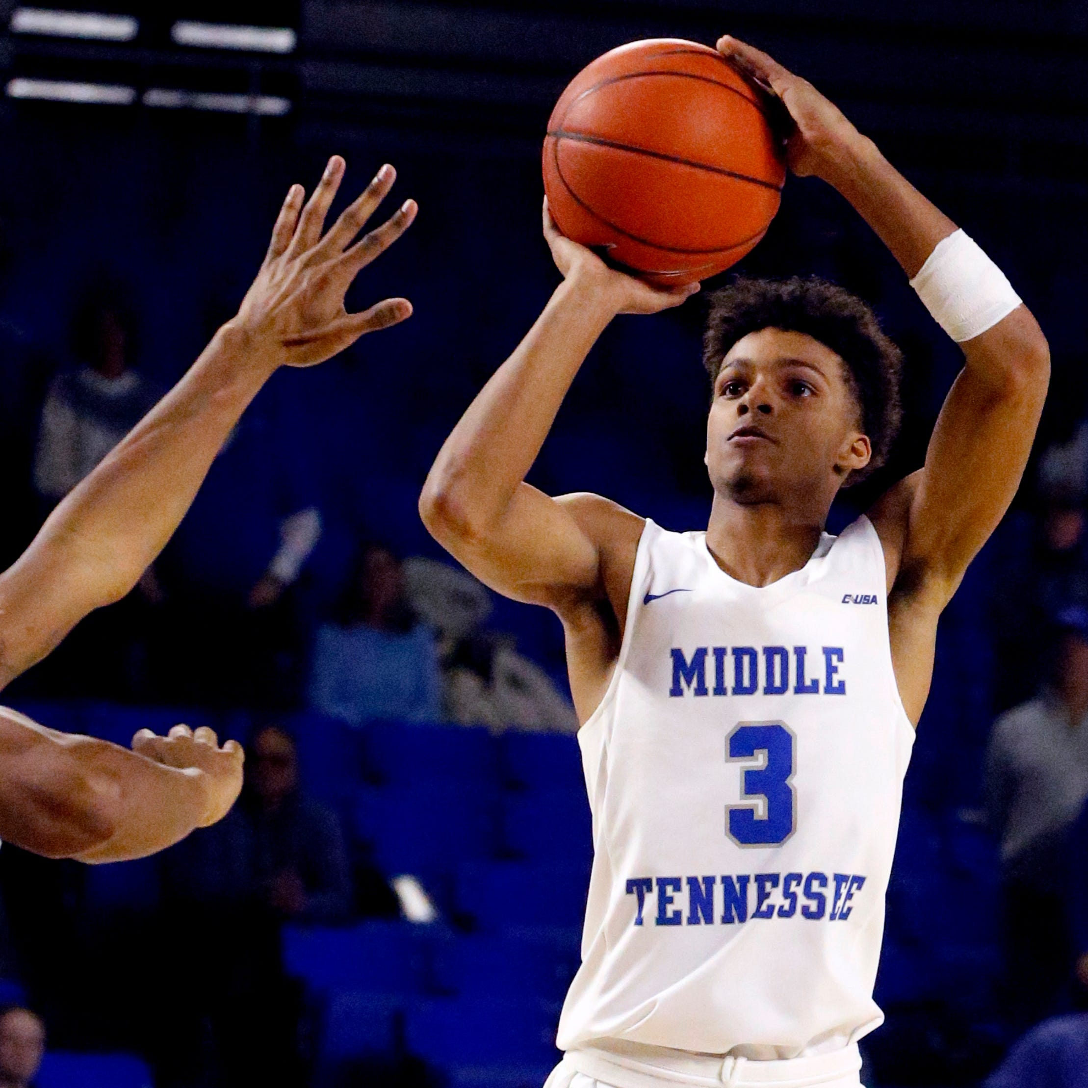 MTSU's season comes to an end with a loss to UAB in the Conference USA Basketball Tournament