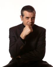 "Chazz Palminteri wrote ""A Bronx Tale""  about the tug-of-war relationship he felt between his hard-working father and a neighborhood mobster."