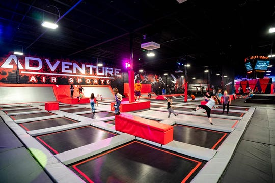 A new 40,000-square-foot building will house Adventure Air Sports in Mt. Juliet.