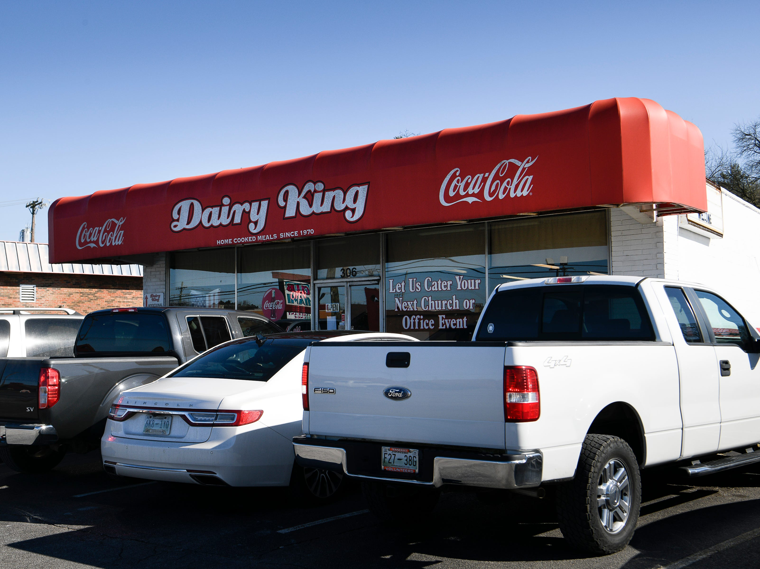 Dairy King has been owned by the Jones family since 1970 and continues to serve the community.