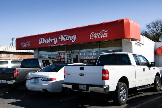 Dairy King has been owned by the Jones family since 1970 and continues to serve the community.Wednesday Jan. 30, 2019 in Nashville, Tenn.
