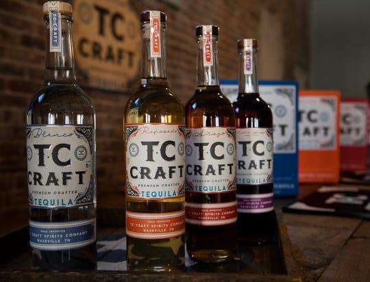 TC Craft Tequila  Thursday Jan. 31, 2019 in Nashville, Tenn.
