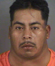 Ricardo Jimenez faces two aggravated assault related charges and one charge of impersonation for providing a false name to law enforcement officers during the arrest,