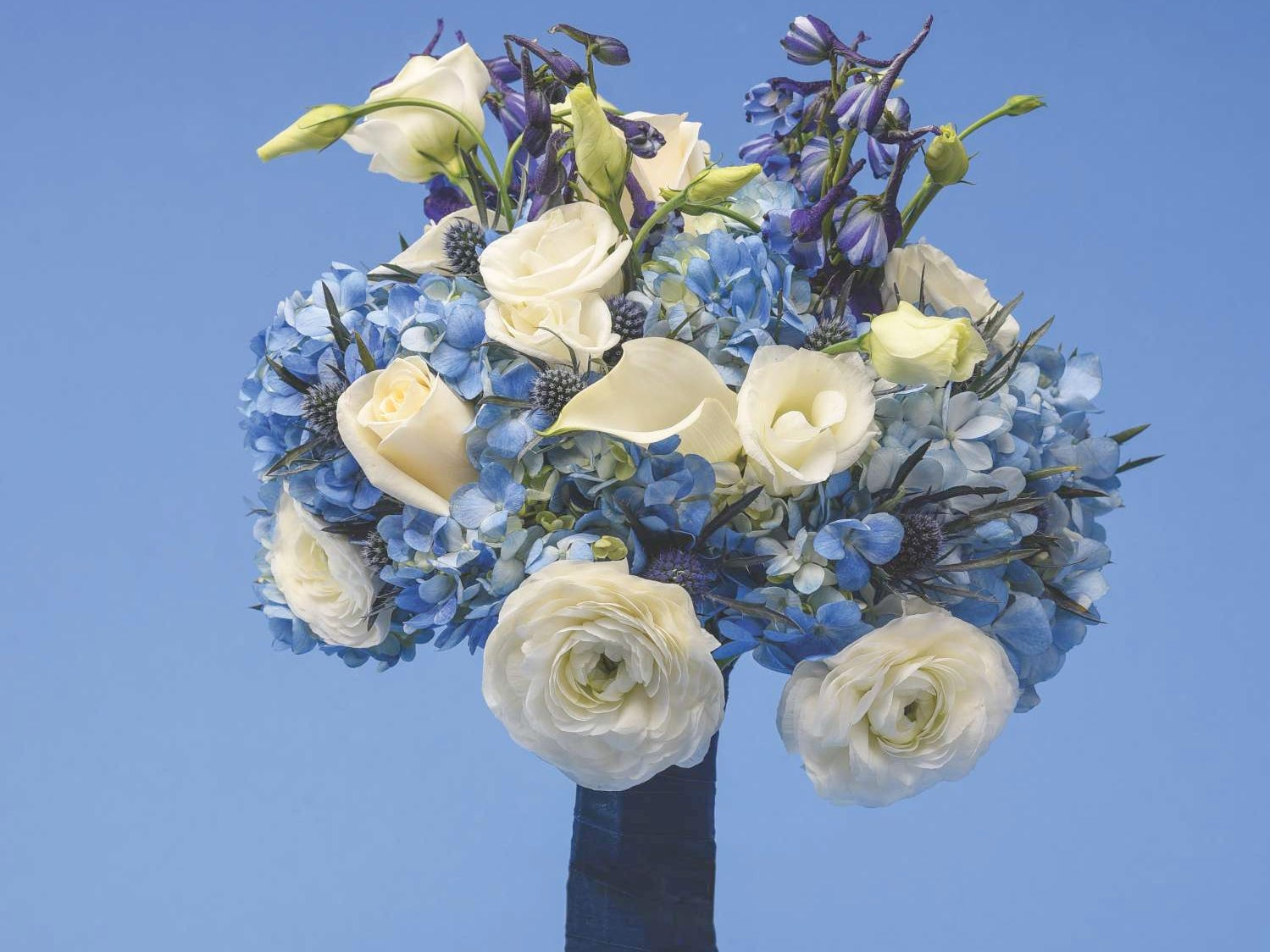 Englewood Florist — Flowers from (201) Bride feature