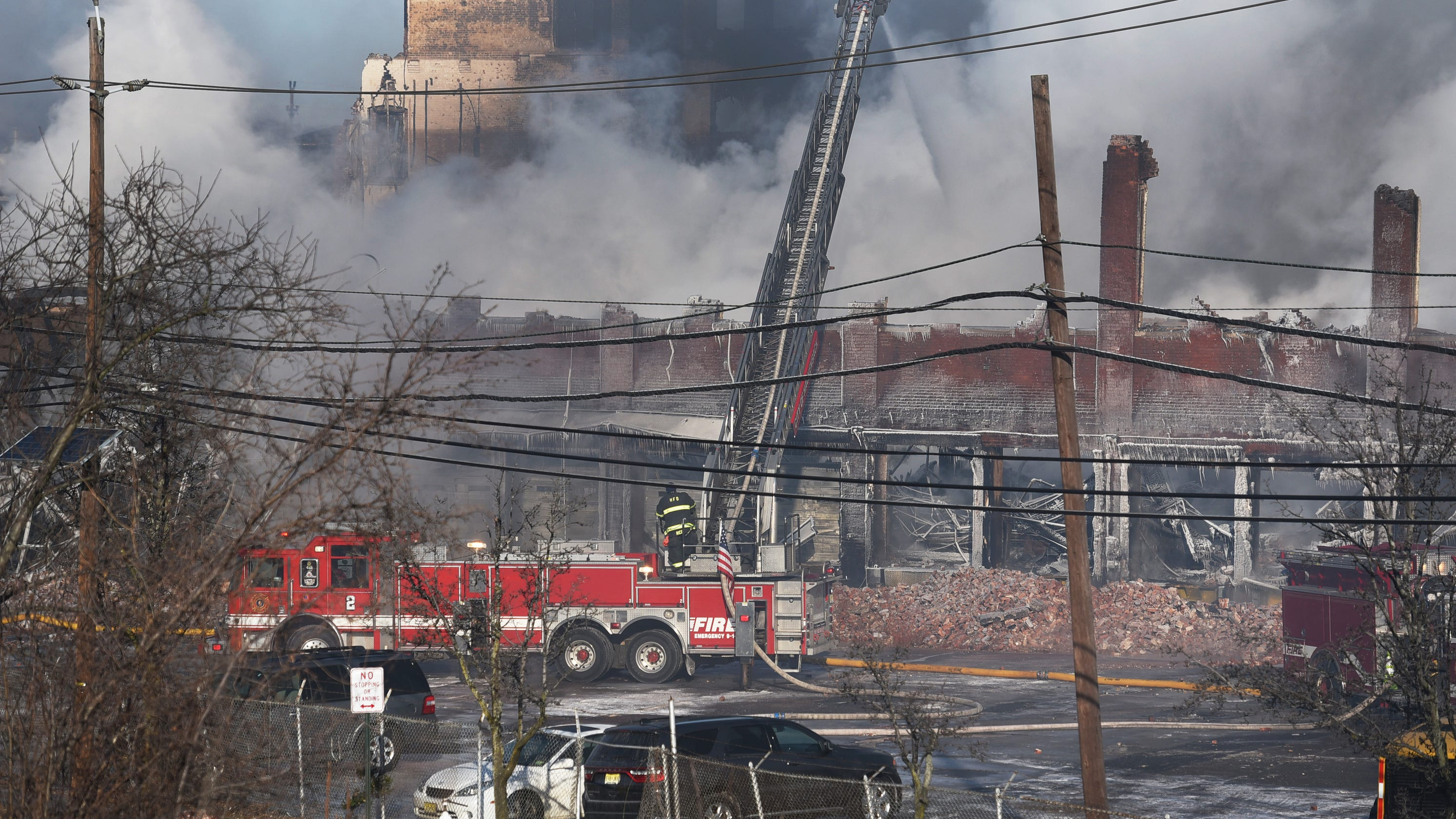 Marcal Paper Fire 500 Jobs Affected By Fire That