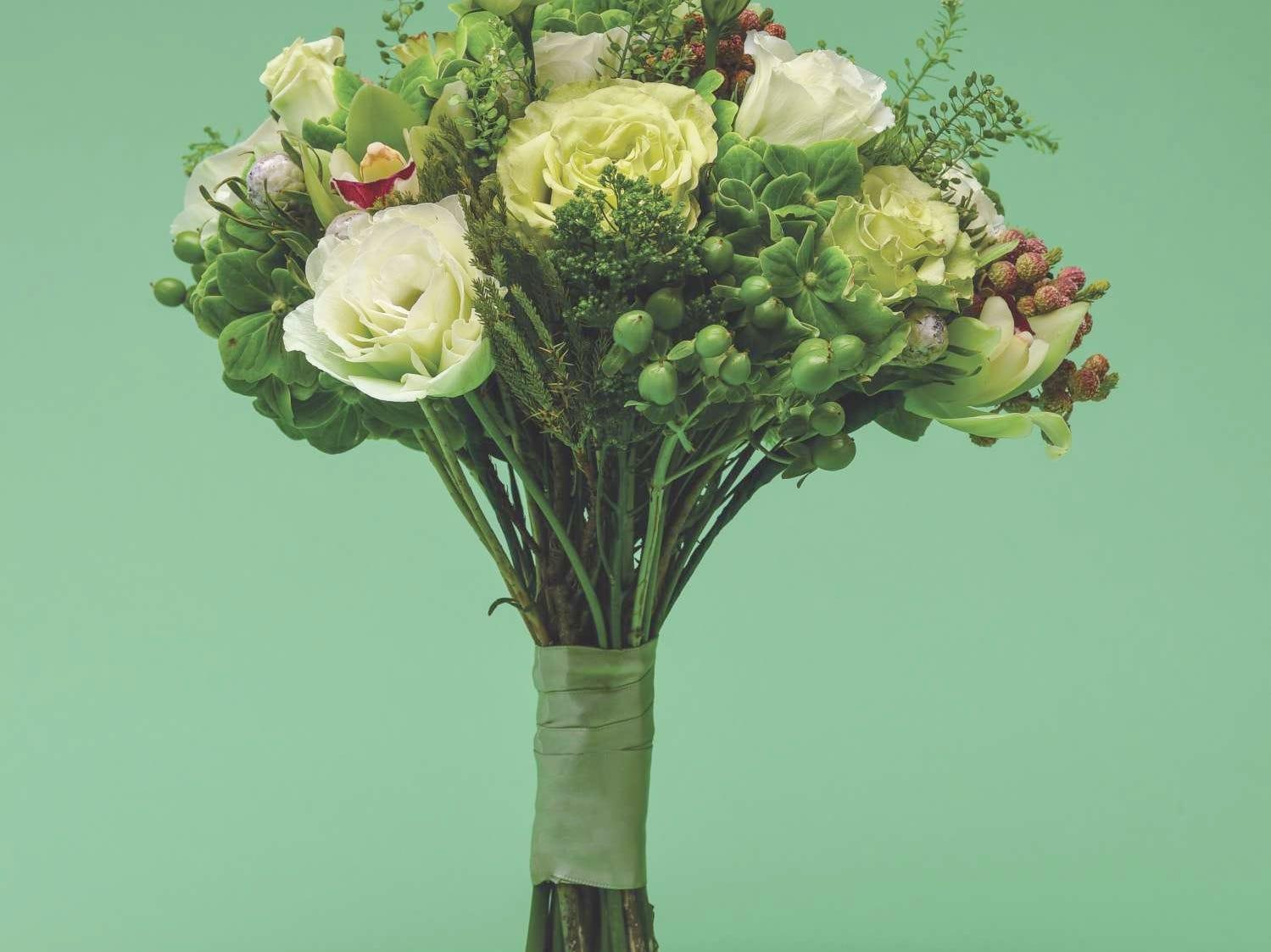 Schweinfurth Florist — Flowers from (201) Bride feature