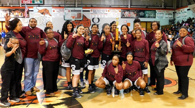 The Northwest Lady Raiders continue to rule the show in the District 5-3A race.