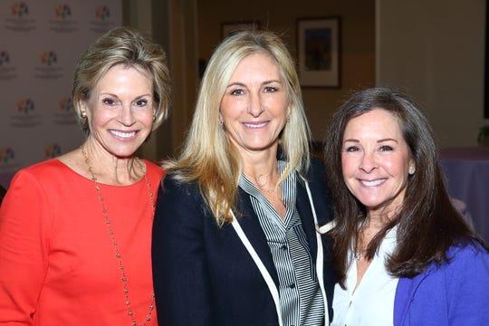 (L-R) Lori Serfling, Stacey Renker and Stephanie Landes