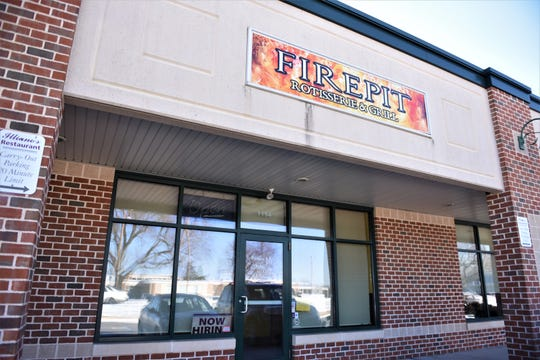 The Firepit Rotisserie & Grill, 1154 West Elm Ave in Conewago Township, will hold its soft opening at 4 p.m. on Feb. 1.