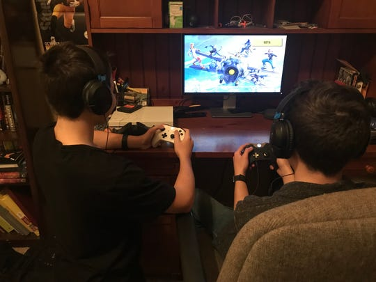 Tucson teenager Grant Thompson and friends discovered a major iPhone security glitch while playing the video game Fortnite. His mother, Michele Thompson, tried to alert Apple to the problem.
