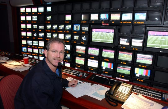 Mike Arnold will direct his fifth Super Bowl for CBS Sports on Sunday, Feb. 3.