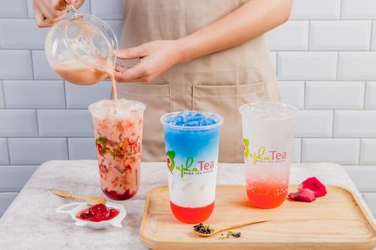 Rapha Tea in Chandler serves milk tea, boba, slushies and Vietnamese sandwiches.