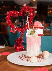 Hotel Valley Ho's Valentine's Day Show Stopper Shake