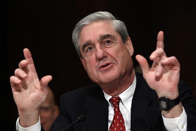Robert Mueller fiscal especial de la investigación sobre la injerencia de Rusia en las elecciones de 2016.