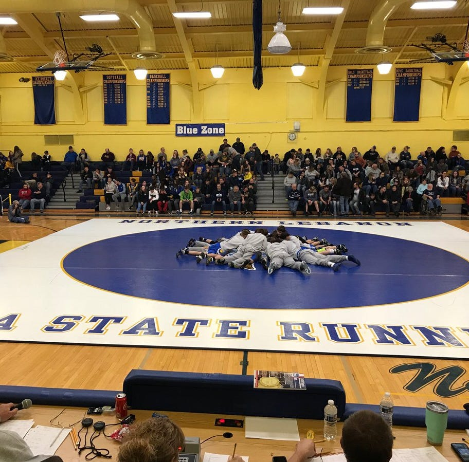 Lebanon County wrestlers snare five sectional titles, 23 headed to districts