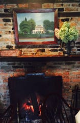 The Stissing House in Pine Plains dates to the Revolutionary War and offers dining by fireplaces.