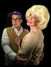"The Belmont Theatre presents ""Little Shop of Horrors"" Feb. 15-24."