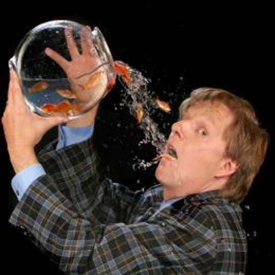 Magician Mac King comes to the Capitol Theatre on Feb. 15.