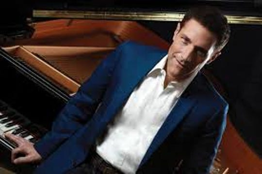 Jim Brickman comes to the Pullo Center Feb. 15.