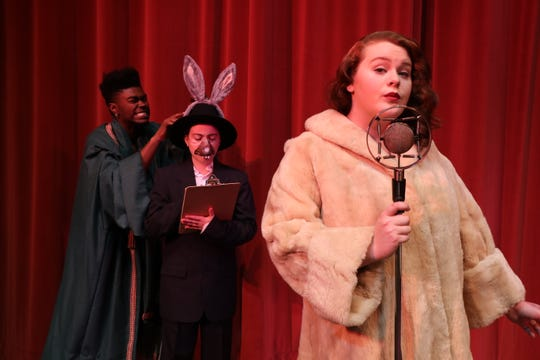 "York College presents ""Shakespeare in Hollywood"" Feb. 14-16."