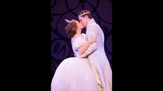"""Rodgers & Hammerstein's Cinderella"" will come to the Pullo Center Feb. 10."