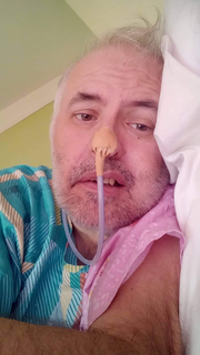 Timothy Winters spent about a month in a hospital in the Philippines. Since then he said he remains sick, but has no way to pay for a return trip to the U.S. to get medical treatment.