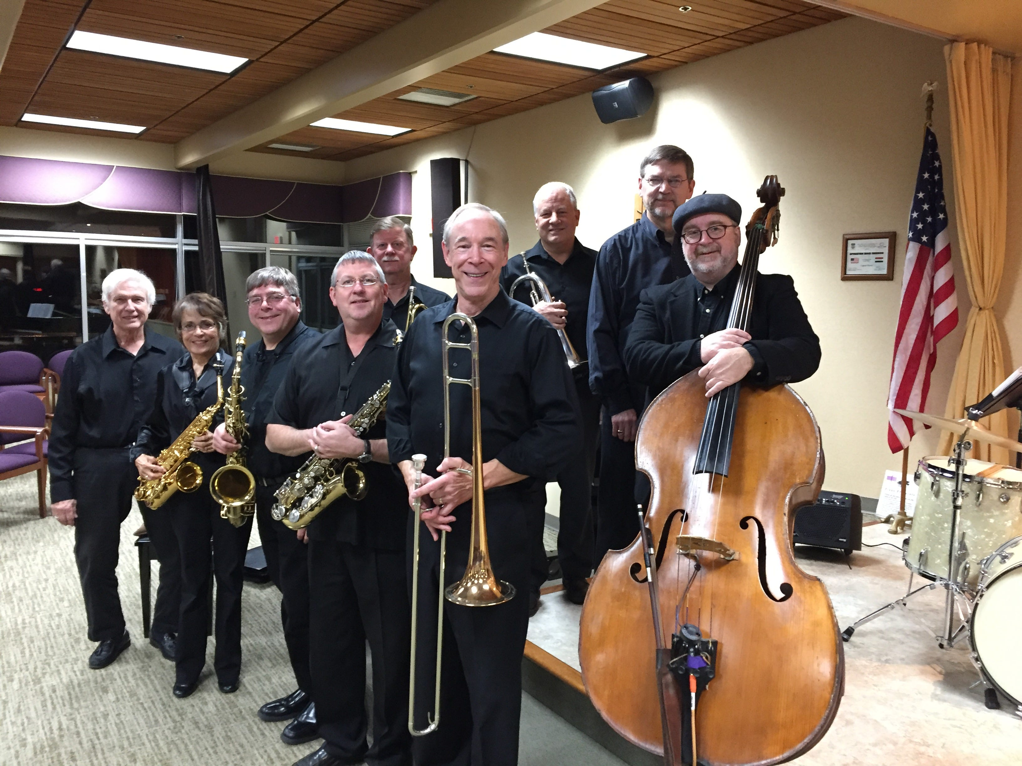 Dance: The Grand Jazz and Swing Band will perform, 7:30 to 10:30 p.m. Friday, Feb. 8, Salem Eagles Lodge, 2771 Pence Loop SE, Salem. $5 cover.