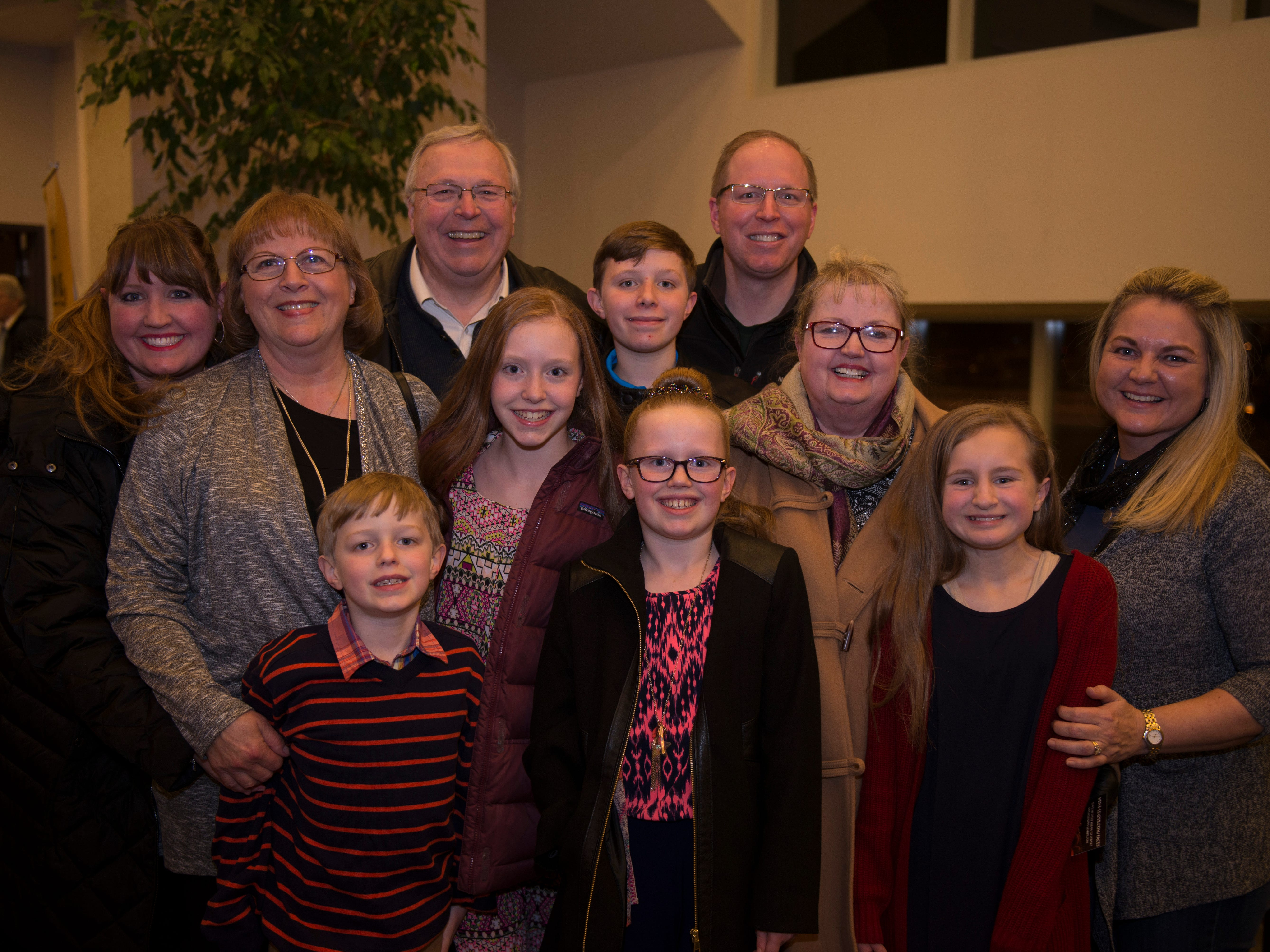 Pallohusky Family