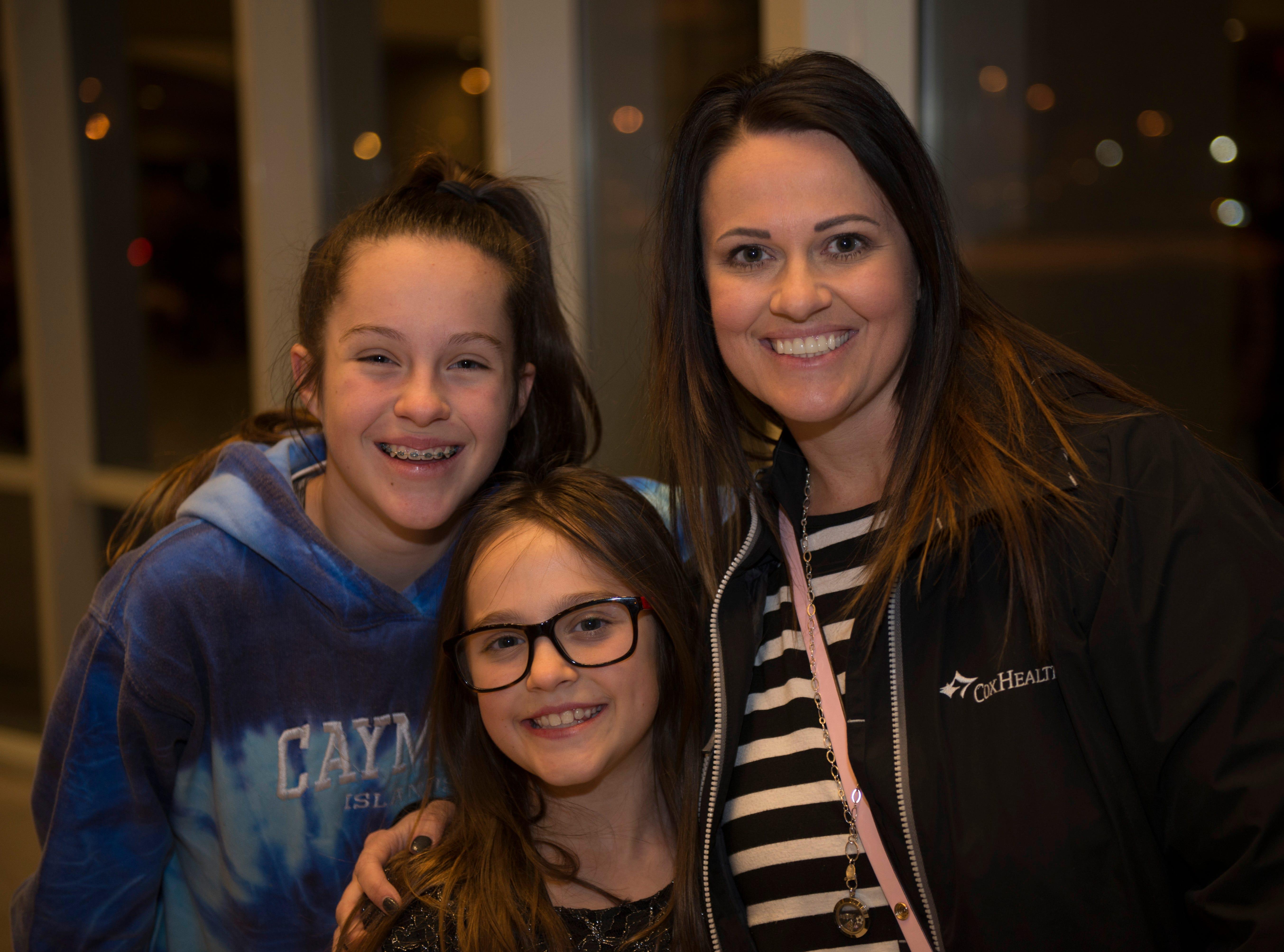 Rebecca, Addison, Ashlyn
