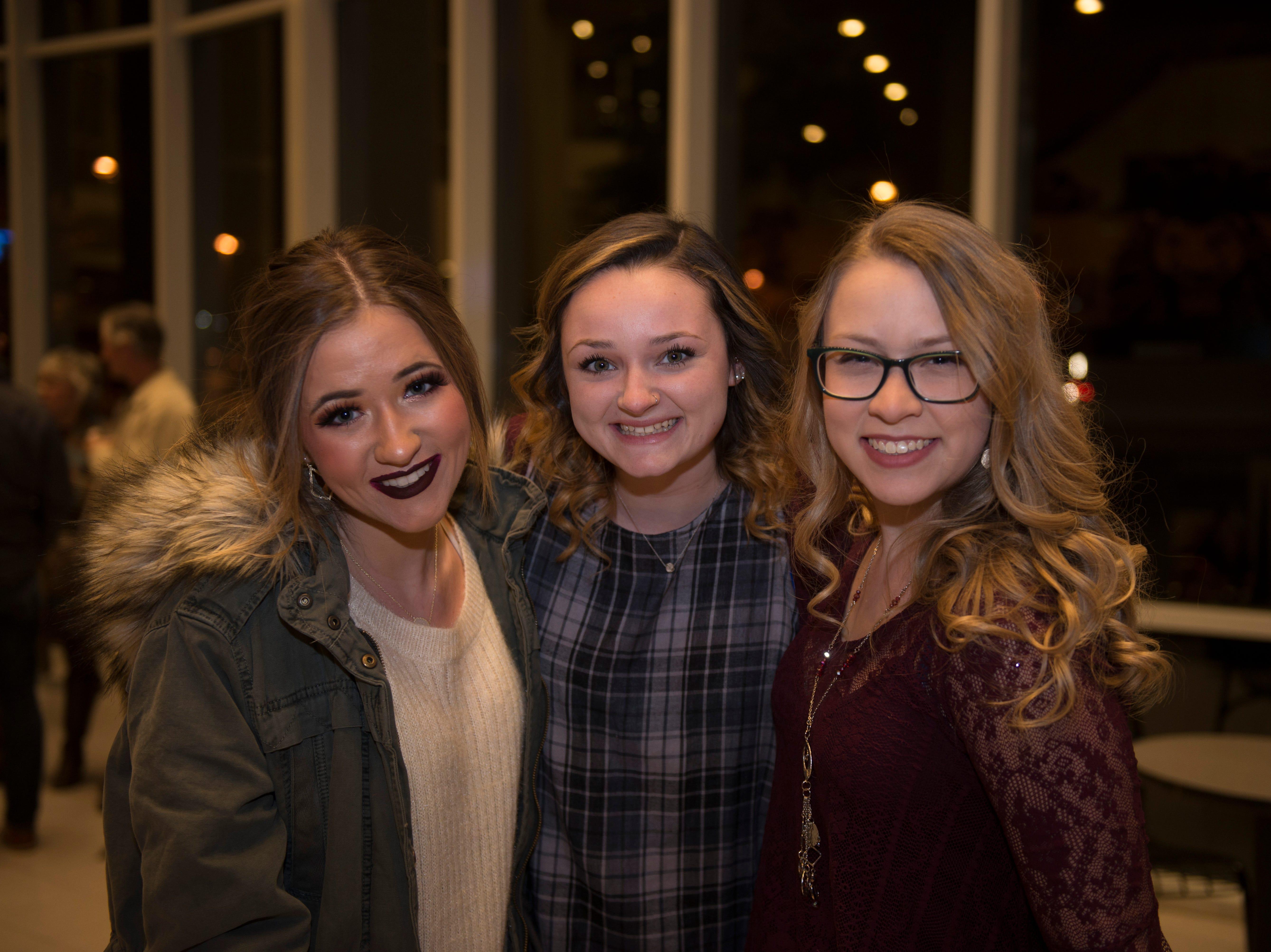Becca, Madelyn, Riley