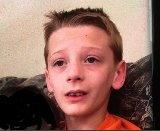 An 11-year-old boy went missing in St. Cloud at about 5 p.m. Thursday. Police did not include the boy's name in the statement.